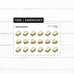 Food -- Sandwiches - Ambitious Mimi