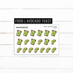 Food -- Avocado Toast