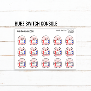 Bubbles (BUBZ) Switch Console - Ambitious Mimi
