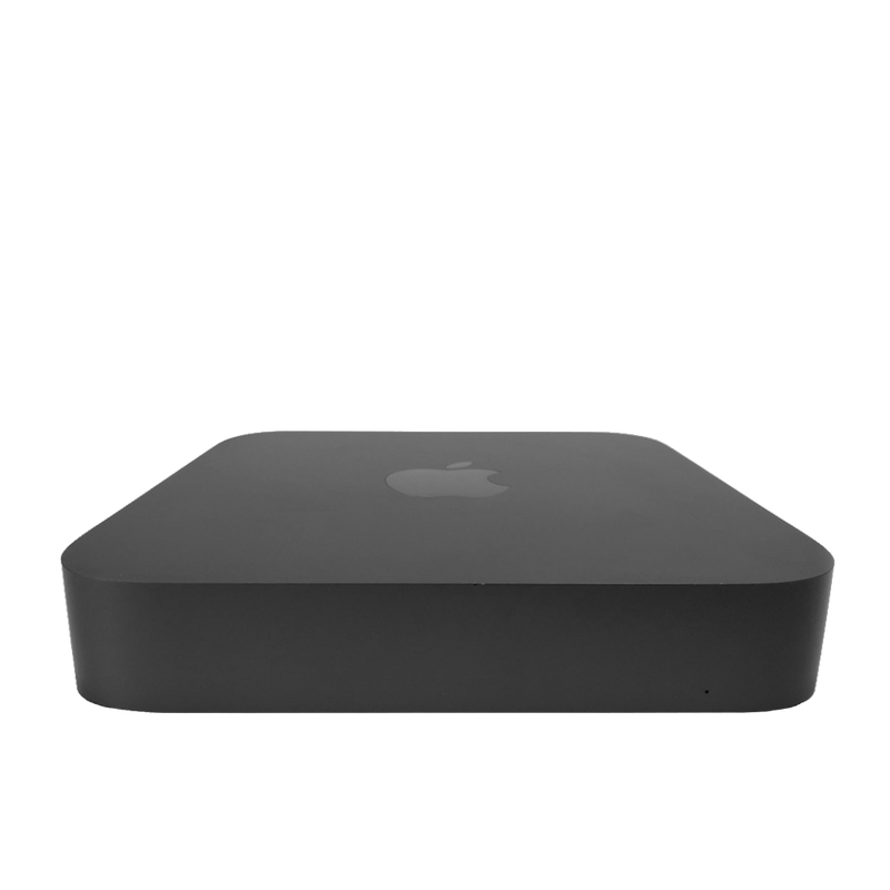 Apple Mac Mini (Aluminum, Late 2018) 3.6GHz Core i3 256GB SSD 8GB A1993 MRTR2LL/A-BTO