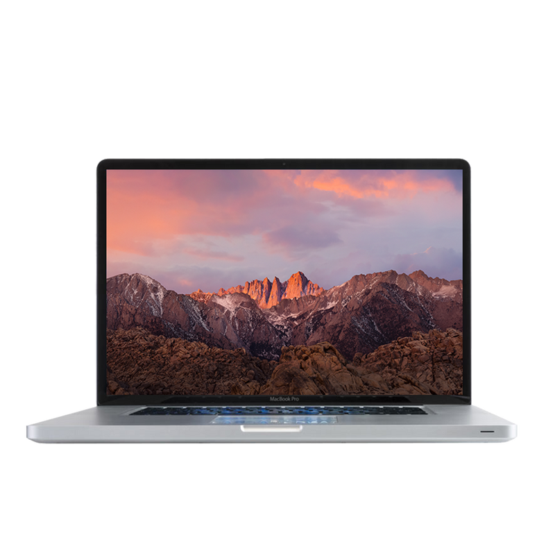 "Apple 17"" MacBook Pro (Unibody, Early 2011) 2.2GHz Core i7 500GB HDD 8GB A1297 MC725LL/A"