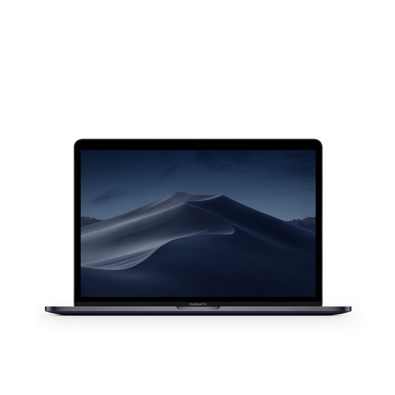 "Apple 13"" MacBook Pro (Retina, Mid 2019) 2.8GHz Core i7 256GB SSD 8GB A1989 MV962LL/A-BTO"