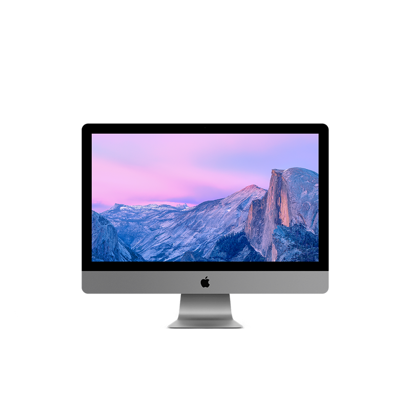 "Apple 21.5"" iMac (Aluminum, Mid 2011) 2.7GHz Core i5 500GB HDD 16GB A1311 MC812LL/A"