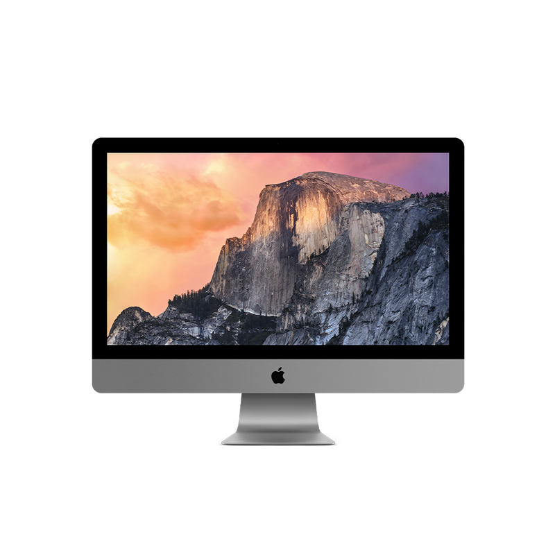 "Apple 27"" iMac (Aluminum, Mid 2011) 3.4GHz Core i7 1TB HDD 8GB A1312 MD063LL/A-BTO"