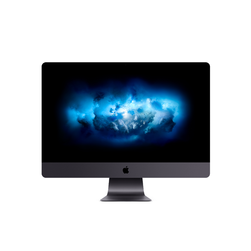 "Apple 27"" iMac Pro (5K, Late 2017) 3.0GHz 10-Core Xeon W 2TB SSD 64GB A1862 MQ2Y2LL/A-BTO"