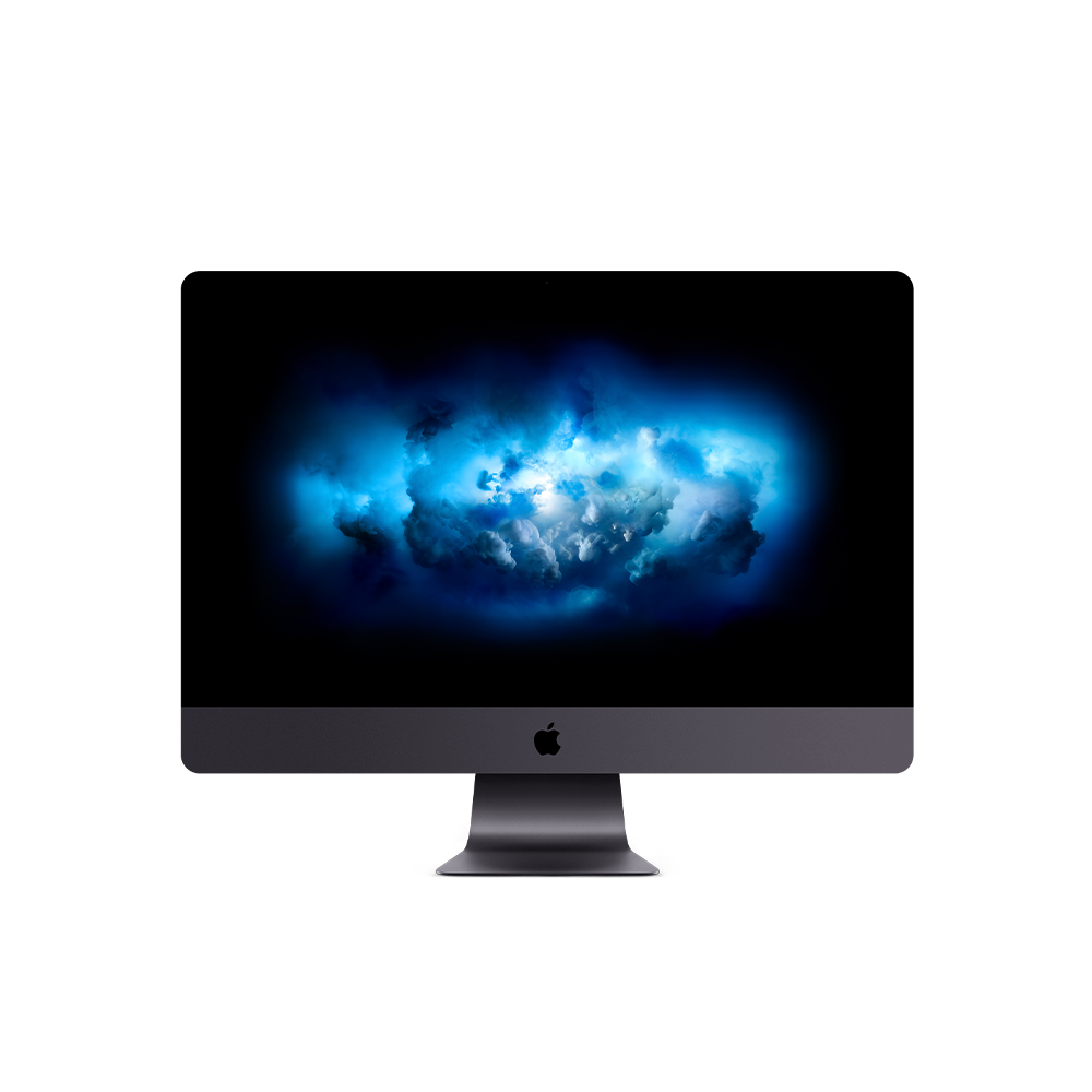 "Apple 27"" iMac Pro (5K, Late 2017) 3.0GHz 10-Core Xeon W 1TB SSD 64GB A1862 MQ2Y2LL/A-BTO"