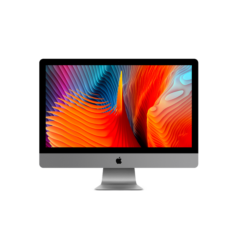 "Apple 27"" iMac (Retina 5K, Mid 2017) 3.8GHz Core i5 2TB Fusion 40GB A1419 MNED2LL/A"