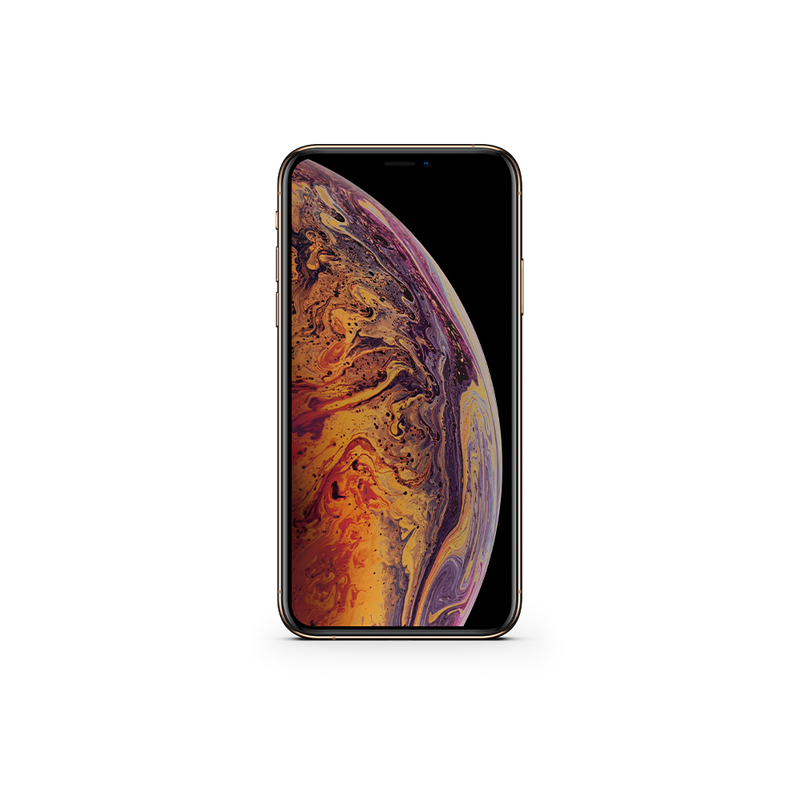 Apple AT&T iPhone Xs Max (64GB) 64GB HDD Gold A1921 MT5X2LL/A