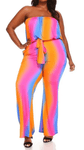 Candy Color Jumpsuit