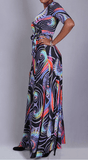 Midnight Dreams Maxi Dress