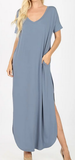 My Time Slit Maxi