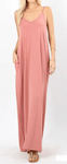 Long Cami Maxi Dress