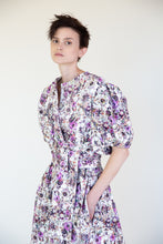 Load image into Gallery viewer, GAVIN PRINT SCULPTURED COAT DRESS- sold out