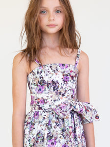 GAVIN PRINTED SOPHIA DRESS