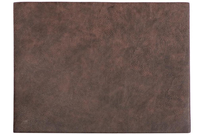 Placemat Tiseco Troja 33 x 45 cm brown