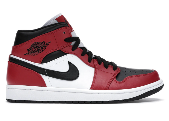 Jordan 1 Mid Chicago Toe - sneakergott.de