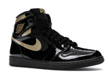 Jordan 1 Retro High Black Metallic Gold (2020) - Sneakergott
