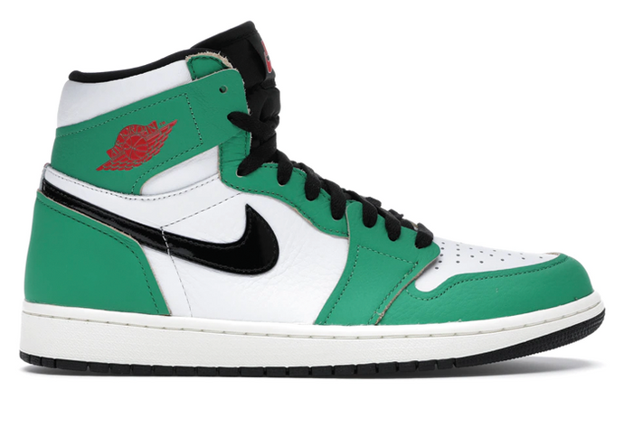 Jordan 1 Retro High Lucky Green - sneakergott.de