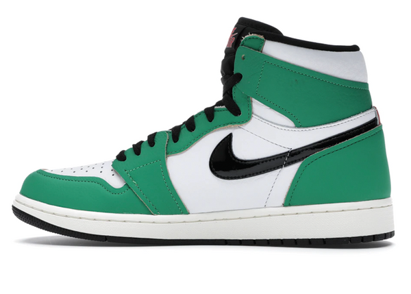 Jordan 1 Retro High Lucky Green - Sneakergott