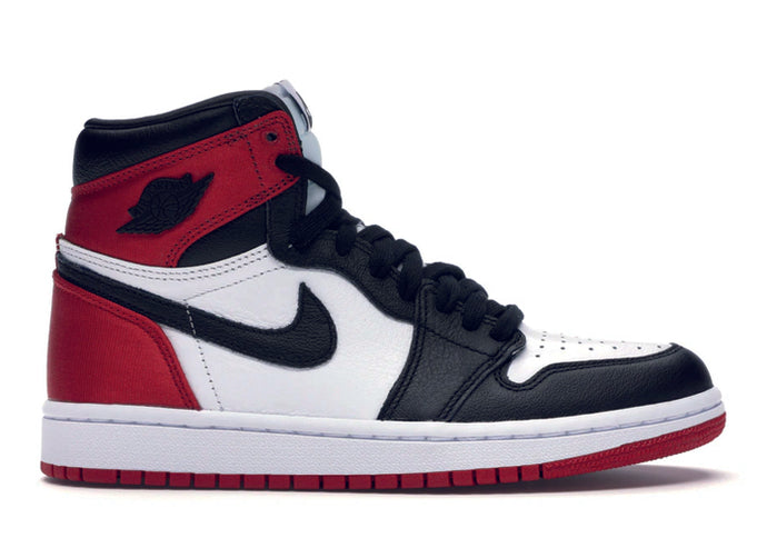 Jordan 1 Retro High Satin Black Toe - sneakergott.de