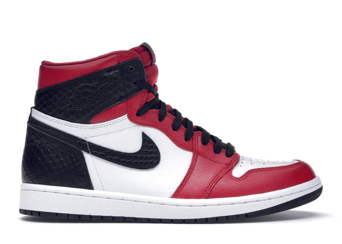 Jordan 1 Retro High Satin Snake Chicago - sneakergott.de