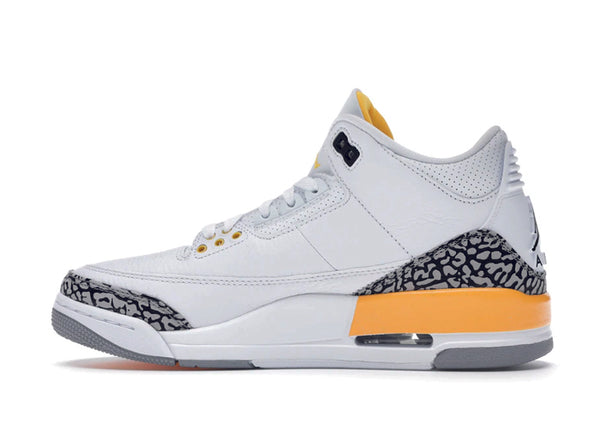 Jordan 3 Retro Laser Orange - Sneakergott