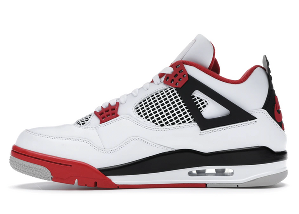 Jordan 4 Retro Fire Red (2020) - Sneakergott