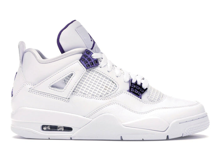 Jordan 4 Retro Metallic Purple - sneakergott.de
