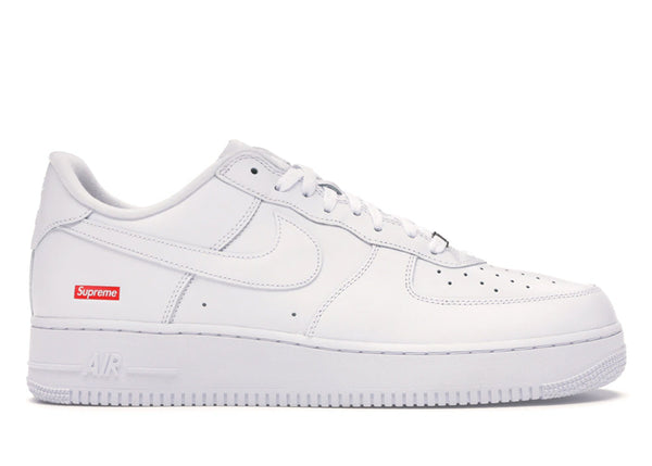 Nike Air Force 1 Low Supreme White - Sneakergott