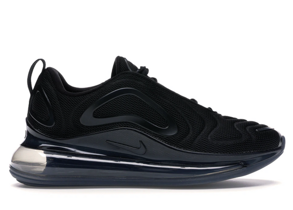 Nike Air Max 720 Triple Black - Sneakergott