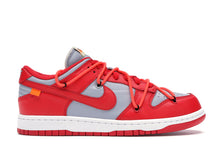 Laden Sie das Bild in den Galerie-Viewer, Nike Dunk Low Off-White University Red - sneakergott.de
