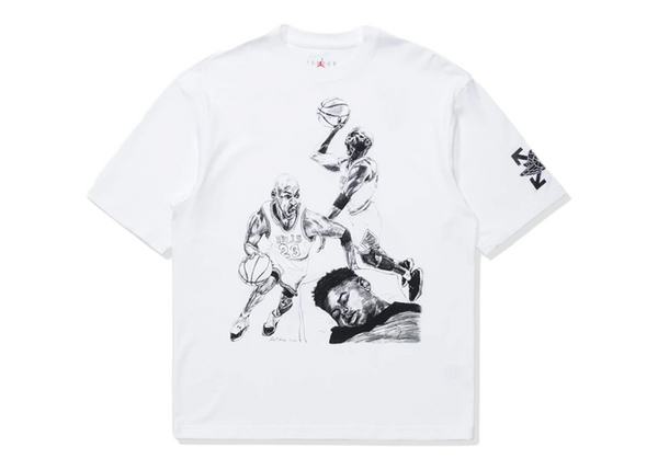 Off-White x Jordan T-Shirt White