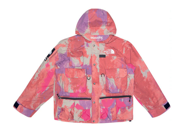 Supreme The North Face Cargo Jacket Multicolor - Sneakergott