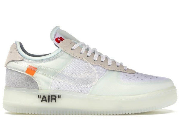 Nike Air Force 1 Low Off-White OG USED Cond. 9/10 - Sneakergott