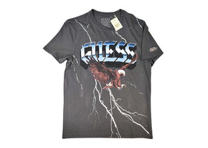 Guess x ASAP Rocky Phantom Lightning Tee (USA EXCLUSIVE) - sneakergott.de