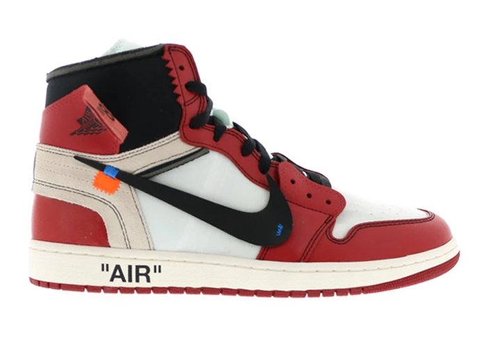 Jordan 1 Retro High Off-White Chicago - sneakergott.de