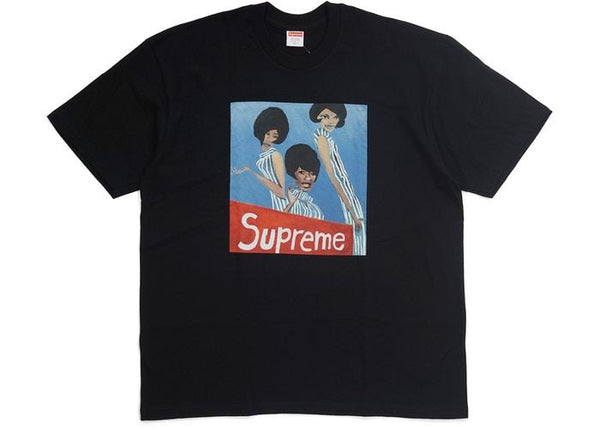 Supreme Group Tee Black - Sneakergott