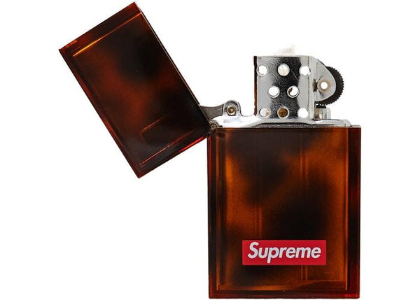 Supreme Tsubota Pearl Hard Edge Lighter Tortoise - Sneakergott