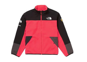 "Supreme x The North Face RTG Fleece Jacket ""Bright Red"" - sneakergott.de"