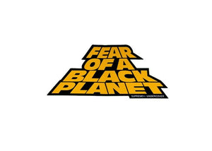 "Supreme x Undercover ""Fear of a Black Planet"" Sticker - sneakergott.de"
