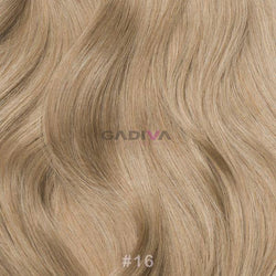 "20"" ULTRA TIP 10PCS #16 - ultra tip (fan tip hair extensions) - Blakk Hair Extensions"