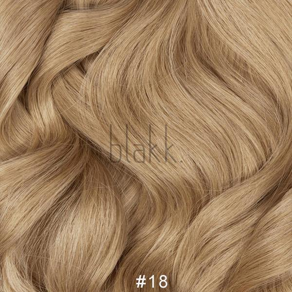 "#18 & 18"" tape in hair extensions - Blakk hair extensions"