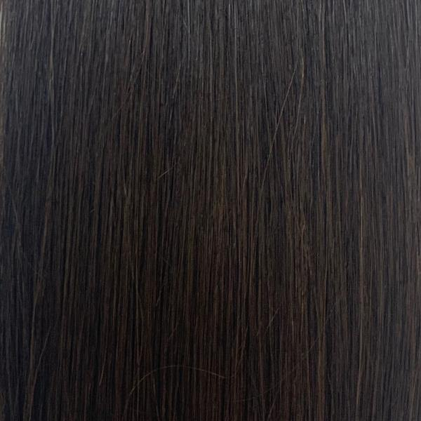 Tape Hair Extensions #1B - Gadiva Hair Extensions Style - Blakk Hair Extensions