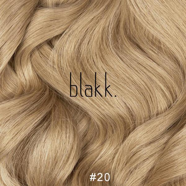 Tape Hair Extensions - #20 - Blakk Hair Extensions