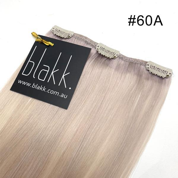 hair extensions - #60A - Clip in hair extensions