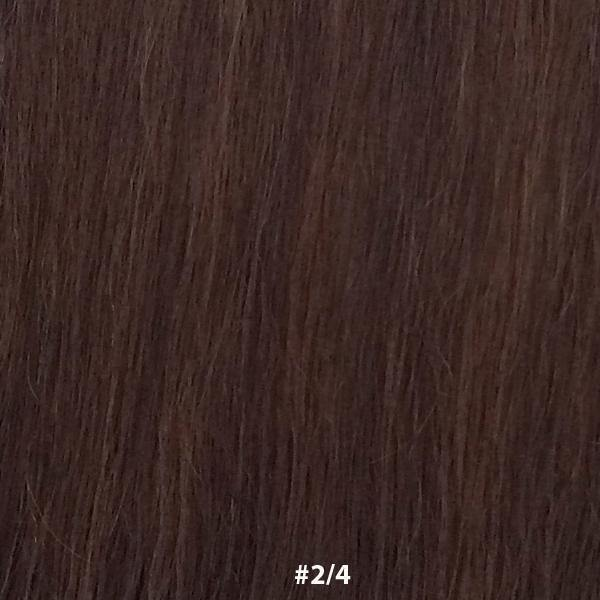 "20"" hair extensions clip in - #2/4 - Gadiva Hair Extensions - Blakk Hair Extensions"