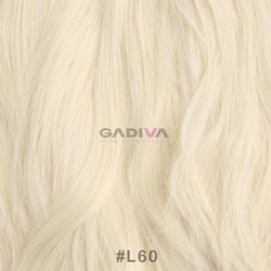 "20"" ULTRA TIP 10PCS #L60 - ultra tip (fan tip hair extensions) - Blakk Hair Extensions"