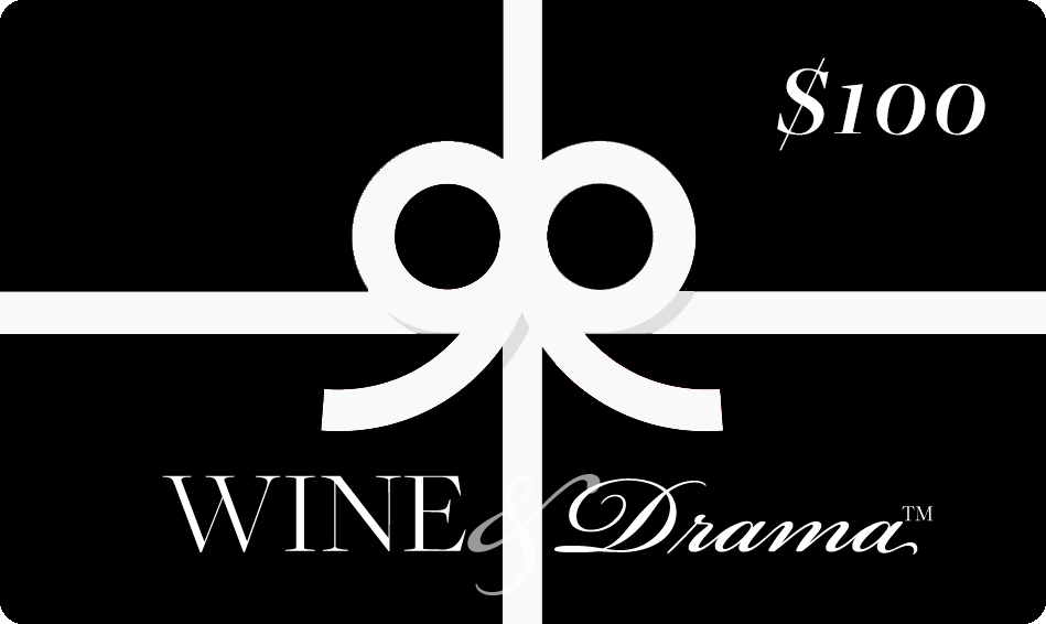 The Wine & Drama Gift Card