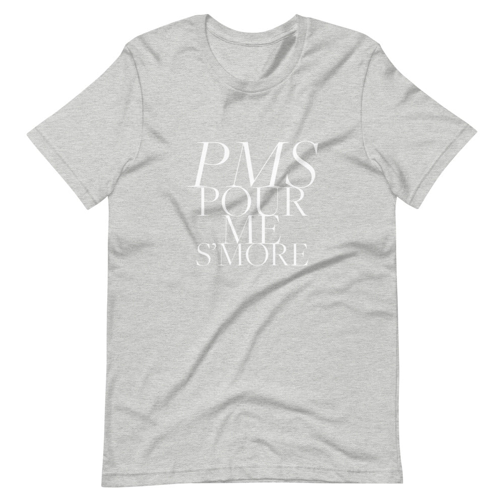 PMS Pour Me S'More Short-Sleeve Unisex T-Shirt