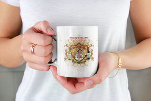 Old Lady Life - Luxe Limited Edition - Ceramic Mug 11oz or 15 oz